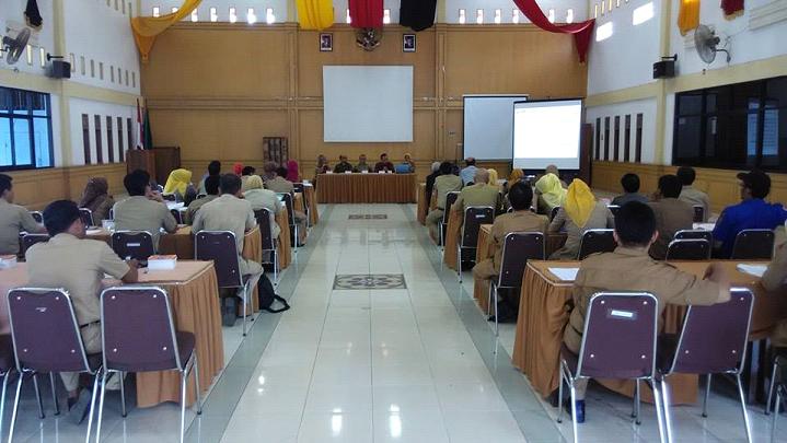 Pemerintah Kabupaten Sijunjung Gelar Sosialisasi Katalog Elektronik Jasa Penerbangan