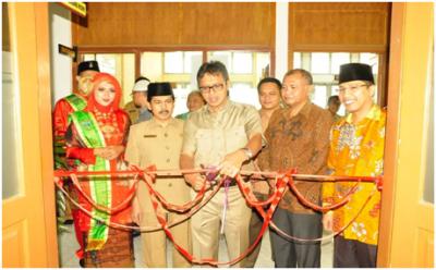 Kepala LKPP bersama Gubernur resmikan 'System Provider' LPSE Kota Padang Panjang
