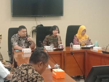 Tim Penggerak PPRG Sumatera Barat adakan Pertemuan dengan Kementerian Pemberdayaan Perempuan dan Perlindungan Anak Republik Indonesia