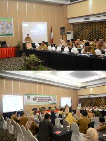 Konsultasi Publik Rancangan Awal RKPD Provinsi Sumatera Barat Tahun 2021
